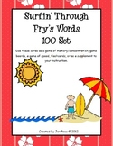 Surfin' Through Fry Words