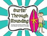 Surfin' Through Rounding-Virginia Math SOL 3.1b