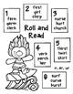 Surfin' Troll Roll and Read - r controlled ir, er, ur