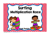 Surfing Multiplication Race