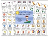 Surfing Through Social Skills- A Pragmatic Language Activity Pack