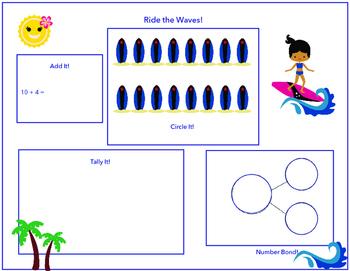 Surfing Through Summer Math Review