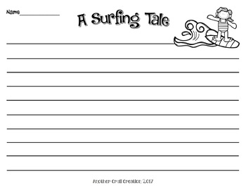 Surfing for Syllables