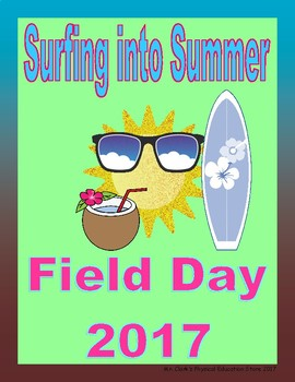 Surfing into Summer Field Day