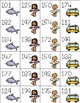 Surfing to 1,000 - Seven 1,000s Chart Activities to Build Number Sense!
