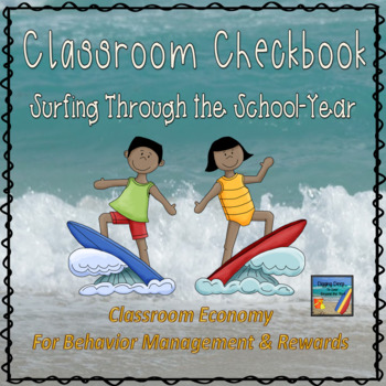 Classroom Checkbook ~ Surfing Through the Year