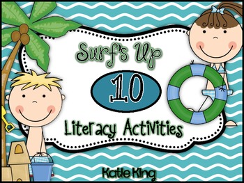 Surf's Up: 10 Literacy Activities