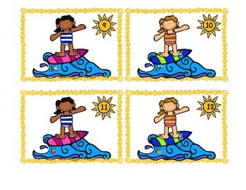 Surf's Up! A Literacy and Math Unit