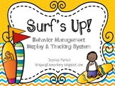 Surf's Up!  Behavior Management Display & Tracking System