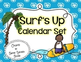 Surf's Up Calendar Set