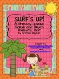 Surf's Up! Literacy Based Ocean Beach Unit