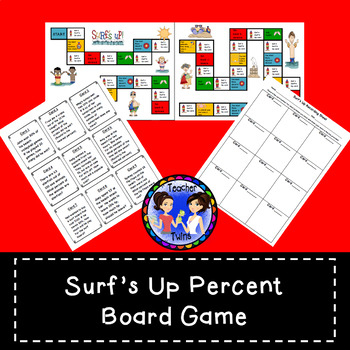 Surf''s Up Percent Game CCS 7.RP.3