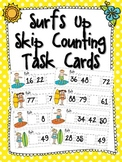 FREE Skip Counting Task Cards