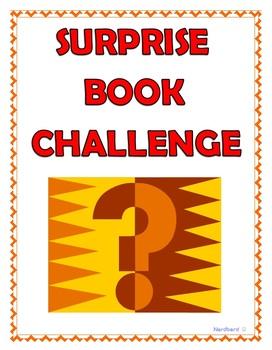 Surprise Book Challenge