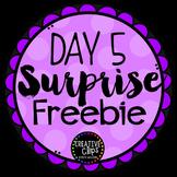 Surprise Freebie #5 {Creative Clips Digital Clipart}