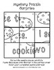 Surprise Mystery Puzzles for Teaching by the Letter C - Fluency work Included