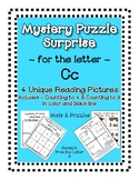 Surprise Mystery Puzzles for Teaching by the Letter C - Fl