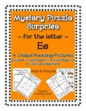 Surprise Mystery Puzzles for Teaching by the Letter E - Fl
