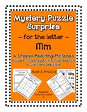 Surprise Mystery Puzzles for Teaching by the Letter M - Fl