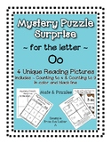 Surprise Mystery Puzzles for Teaching by the Letter O - Fl