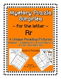 Surprise Mystery Puzzles for Teaching by the Letter R - Fl