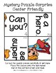 Surprise Mystery Puzzles for Teaching by the Letter S - Fluency & Number work