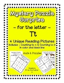 Surprise Mystery Puzzles for Teaching by the Letter T - Fl