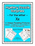 Surprise Mystery Puzzles for Teaching by the Letter X - Fl