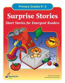 Surprise Stories (Grades K-2) by Teaching Ink