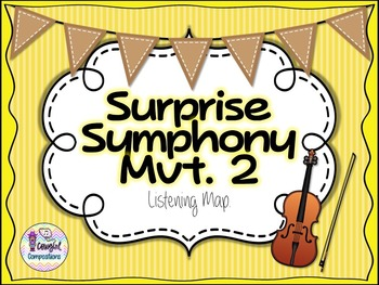 Surprise Symphony Animated Listening Map