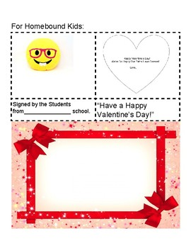 Surprise Valentine's Day Cards - For People Who Don't Expect Them