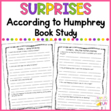 Surprises According to Humphrey Book Study