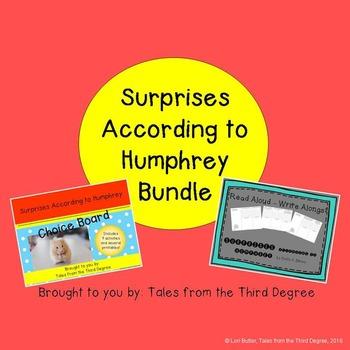 Surprises According to Humphrey Bundle