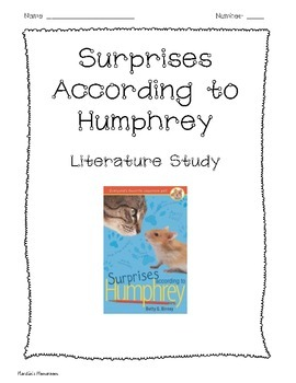 Surprises According to Humphrey: Literature Study