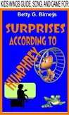 Surprises According to Humphrey by Betty G. Birney!  Classroom Hamster in Charge