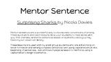 Surprising Sharks mentor sentence capital to begin a sente