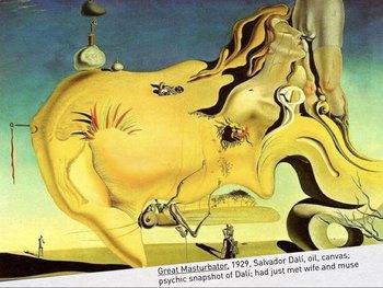 Surrealism Art History Presentation PLUS Test - Surreal Art - 335 Slides