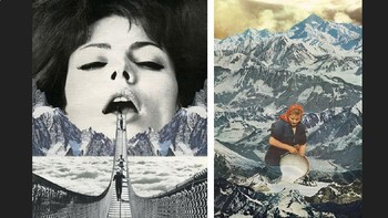 Surrealism Collage Power Point Presentation