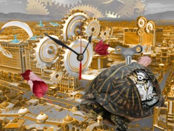 Surrealism-Digital Imaging-Adobe Photoshop Project