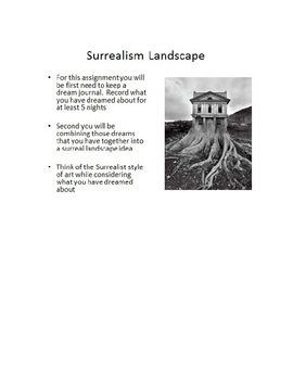 Surrealism Handout