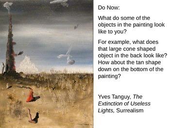 Surrealism Powerpoint