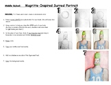 Surrealism Project Handout - Middle/High School