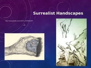 Surrealist Handscapes