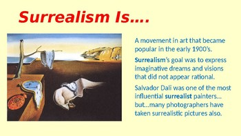 Surrealistic Photography