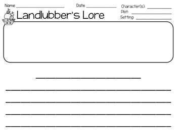 Surrender Your Booty! Pirate and Ocean ELA Centers and Task Cards {Second Grade}