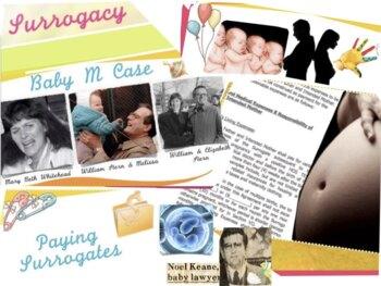 Surrogacy ~ IVF Pregnancy ~ Surrogate ~ Law ~ Contract ~ 61 Slides