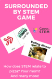 Surrounded By STEM Game (distance learning)