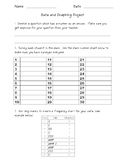 Survey Graphing Project with Rubric