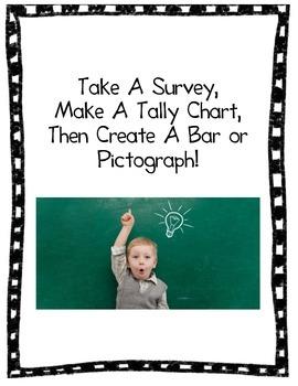 Survey, Tally, Graph