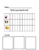 Survey and Graph Favorite Fruit